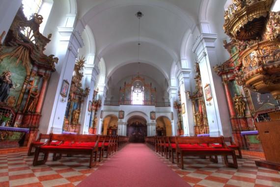 IZ MEDIJA – Crkva sv. Roka u Virovitici: Sa svojih devet oltara najuspješnije je ostvarenje baroka u sjeverozapadnoj Hrvatskoj – 27. 2. 2016.