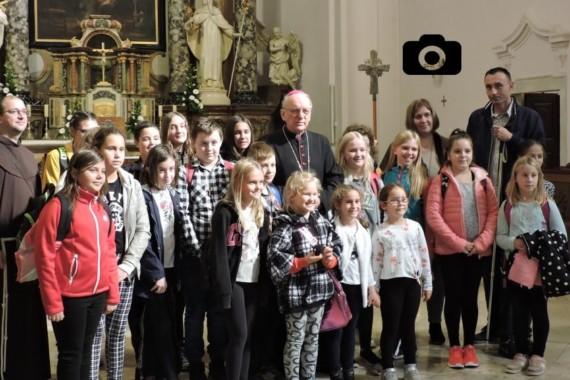 Župni zbor Zvončići nastupao je u Požegi povodom hodočašća dječjih crkvenih zborova