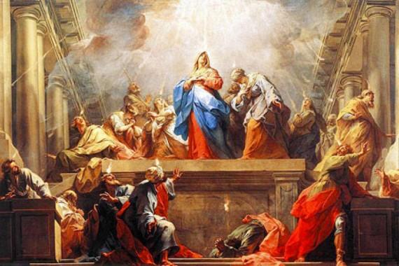 Darovi Duha Svetoga