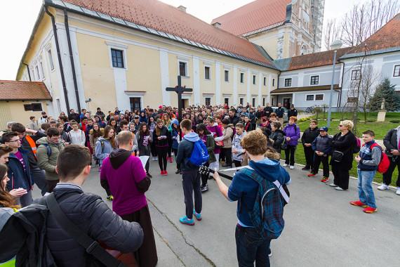 ODRŽAN III. VIROVITIČKI KRIŽNI PUT – 19.3.2016.
