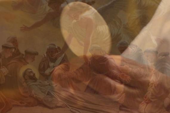 Riječi i misli svetoga Franje Asiškoga kao poticaj za razmatranje uz Veliki Četvrtak
