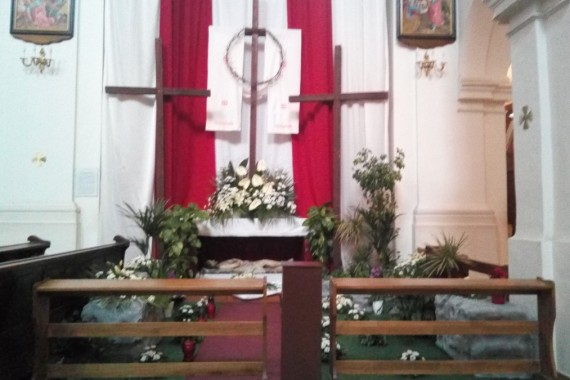 POHODIMO U OVE DANE ISUSOV GROB