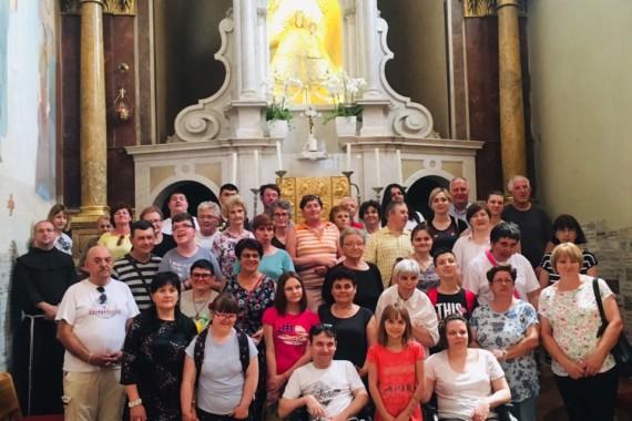 Hodočašće zajednice vjere i svjetla u svetište Majke Božje u Maria Gyud, Mađarska