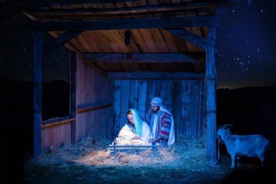 SRETAN I BLAGOSLOVLJEN BOŽIĆ – BOŽIĆNA PORUKA GVARDIJANA FRA ROZE BRKIĆA